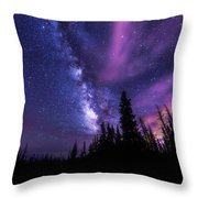 Passing Hours Throw Pillow