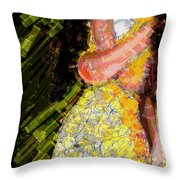 Passion And Love Throw Pillow
