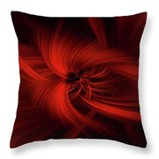 Passion Concept Throw Pillow