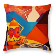 Passion For Life.2 Throw Pillow