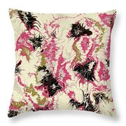 Passion Party - V1cfs100 Throw Pillow