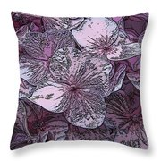 Passion Pretty Throw Pillow