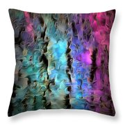 Passion Spell Throw Pillow