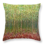 Passion Sweet Throw Pillow
