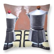 Passion   Weekday Throw Pillow