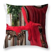 Passionate Afternoon Throw Pillow