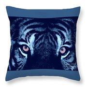 Passionate Hunter Throw Pillow