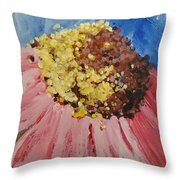 Passionate One Throw Pillow