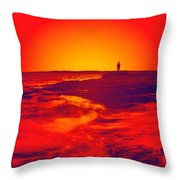 Passion's Envy Throw Pillow