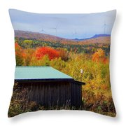 Past, Present And The Future Throw Pillow