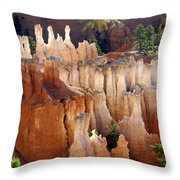 Pastel Bryce Throw Pillow
