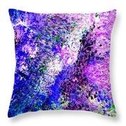 Pastel Crush Throw Pillow