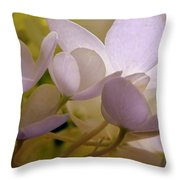 Pastel Purple Pleasure Throw Pillow