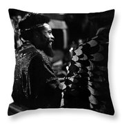 Pat Patrick 1 Throw Pillow