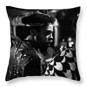 Pat Patrick 2 Throw Pillow