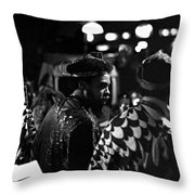 Pat Patrick Throw Pillow