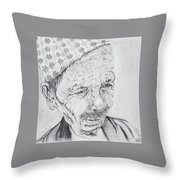 Patan Throw Pillow