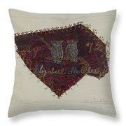 Patchwork Quilt Throw Pillow
