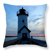 Pathway To Enlightenment Throw Pillow