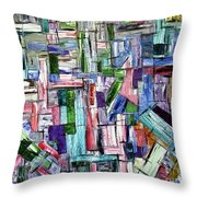 Pathway To Love Throw Pillow