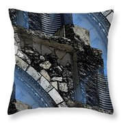 Pathway To Present Throw Pillow