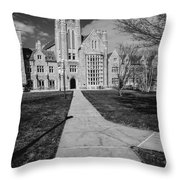 Pathway To The Law Throw Pillow