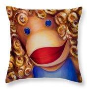 Patricia Throw Pillow