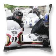 Patrick Geffray/phillppe Szendroi Throw Pillow