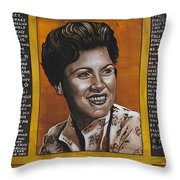 Patsy Throw Pillow
