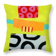 Pattern # 8 Throw Pillow