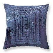 Pattern 107 Throw Pillow