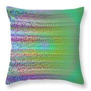 Pattern 117 Throw Pillow
