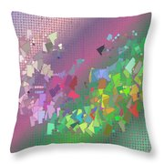Pattern 121 Throw Pillow