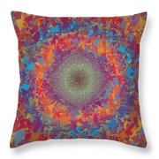 Pattern 123 Throw Pillow