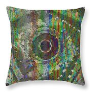 Pattern 124 Throw Pillow