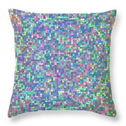 Pattern 125 Throw Pillow