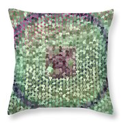 Pattern 126 Throw Pillow