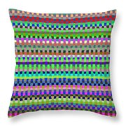 Pattern 146 Throw Pillow