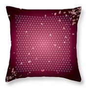 Pattern 155 Throw Pillow