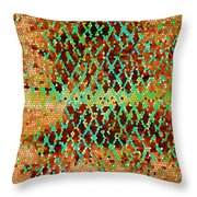 Pattern 175 Throw Pillow