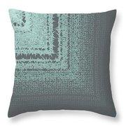 Pattern 180 Throw Pillow