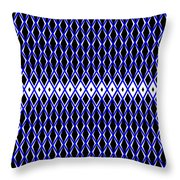 Pattern 185 Throw Pillow