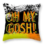 Pattern 189 Throw Pillow