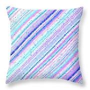 Pattern 26 Throw Pillow