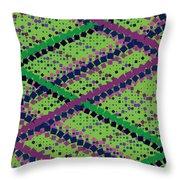 Pattern 54 Throw Pillow
