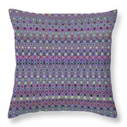Pattern 56 Throw Pillow