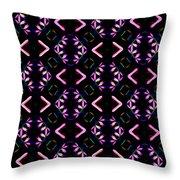 Pattern 58 Throw Pillow
