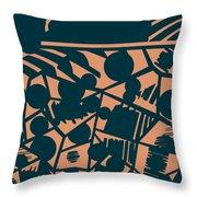 Pattern 59 Throw Pillow