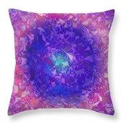 Pattern 60 Throw Pillow