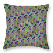 Pattern 61 Throw Pillow